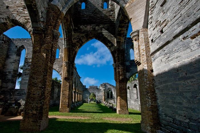 3 Church Bermuda