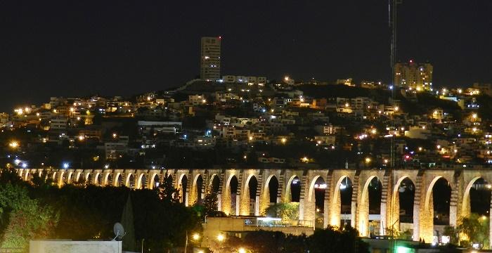 3 Queretaro Aqueduct