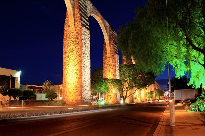 4 Queretaro Aqueduct