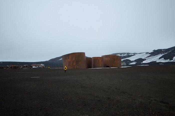 5 Deception Antarctica