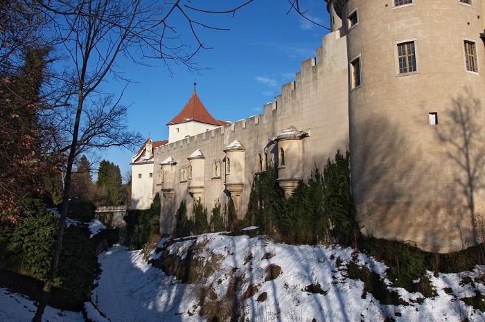 10 Bojnice Castle