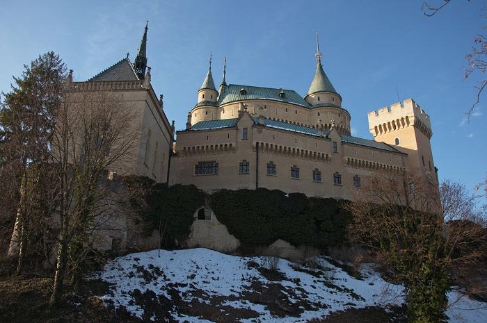 11 Bojnice Castle