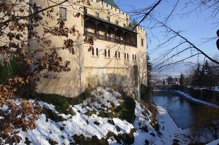 12 Bojnice Castle