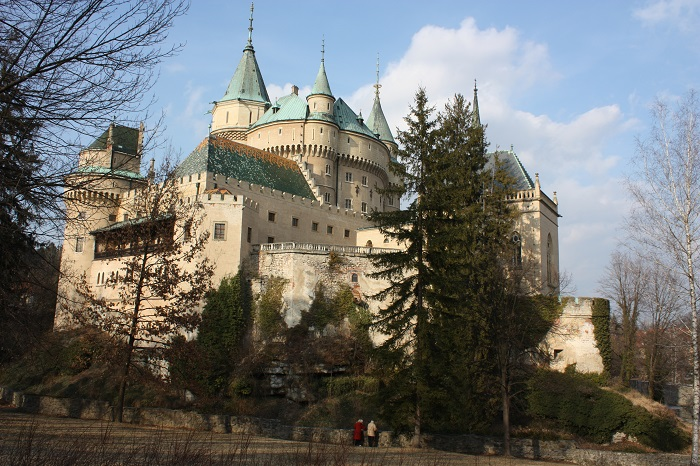 2 Bojnice Castle