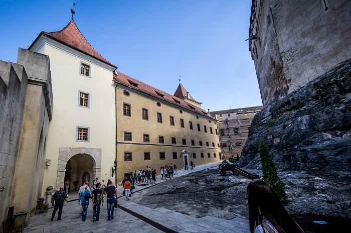 3 Bojnice Castle