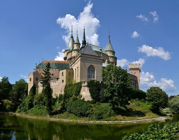 4 Bojnice Castle