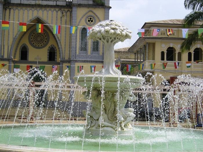 4 Malabo Cathedral