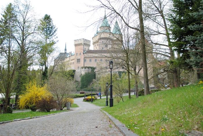 8 Bojnice Castle