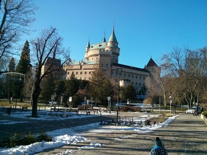 9 Bojnice Castle