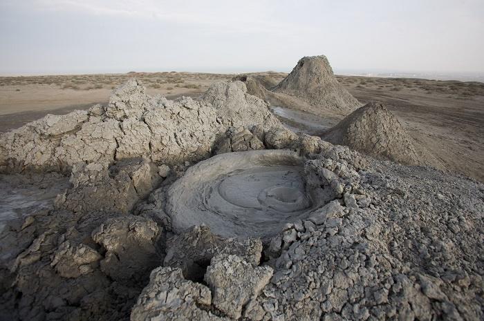 10 Mud Azerbaijan