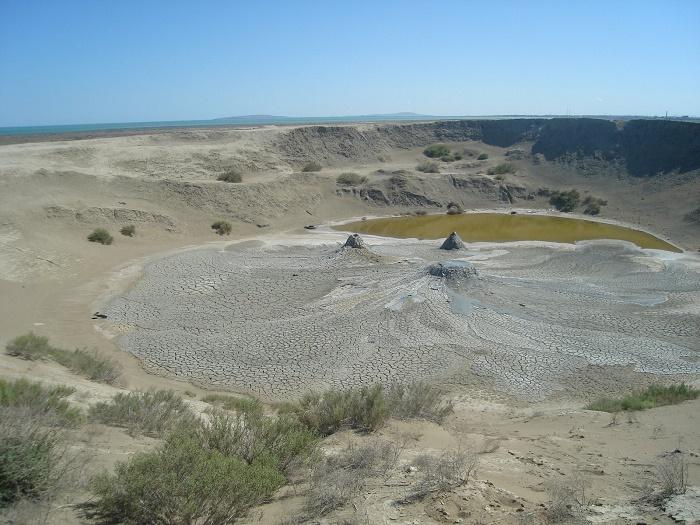 5 Mud Azerbaijan