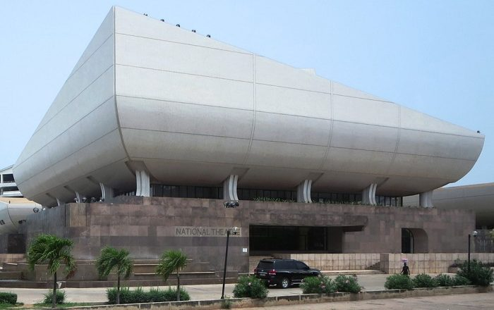 1 Ghana Theater