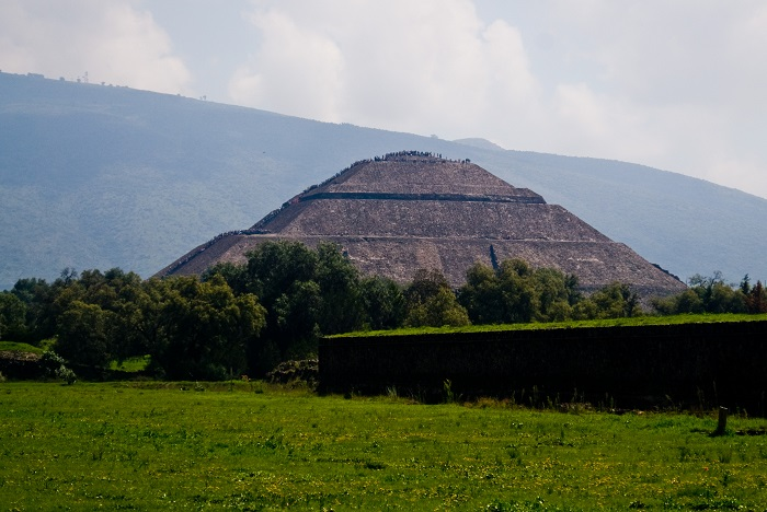 13 Pyramid Sun