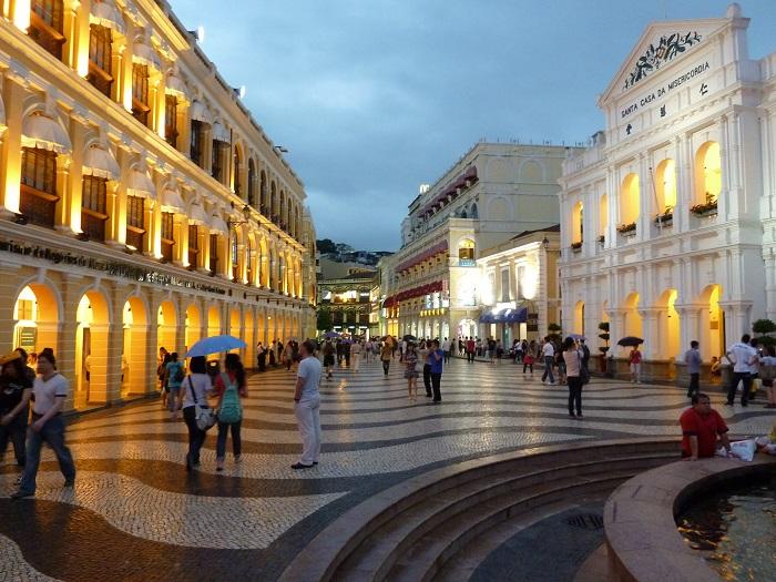 2 Senado Macau