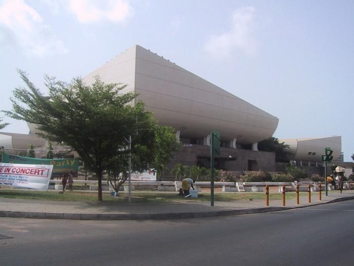 3 Ghana Theater