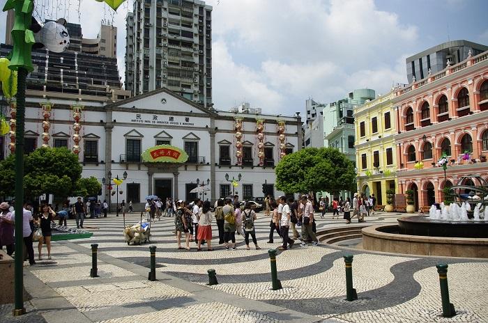 3 Senado Macau
