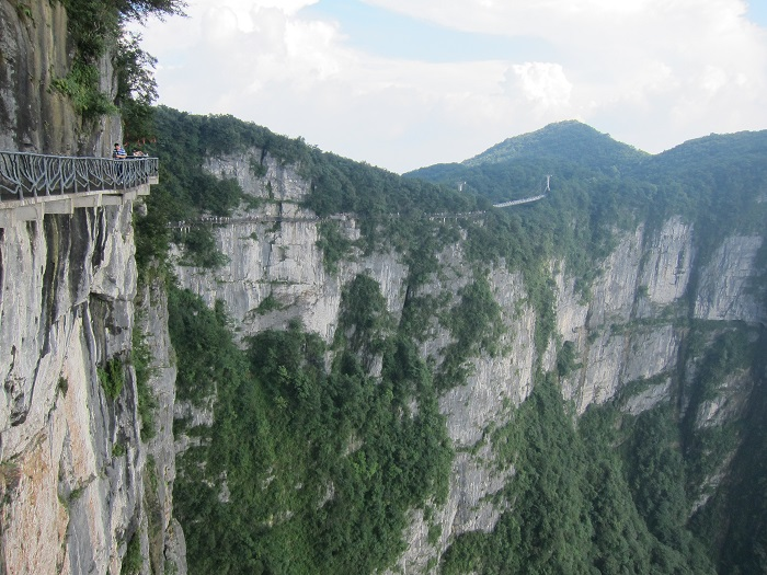 4 Tianmen Mountain