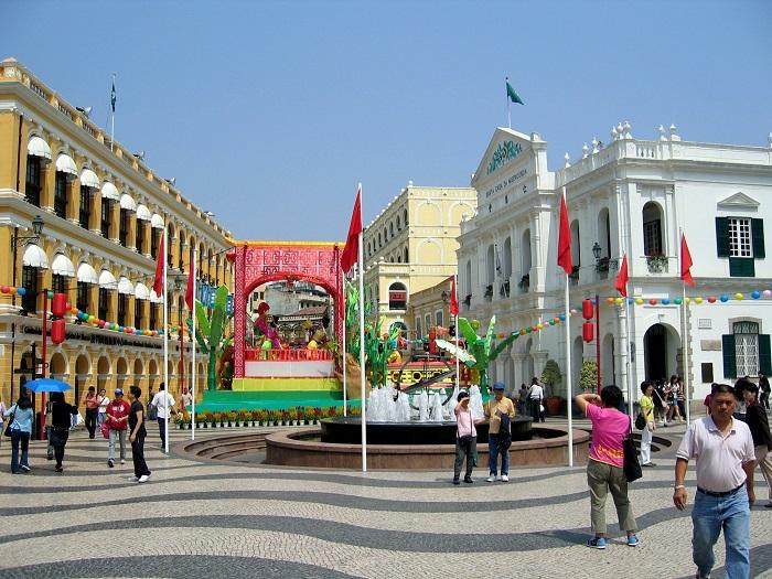 7 Senado Macau