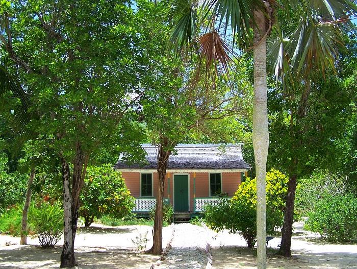 1 Cayman Botanic