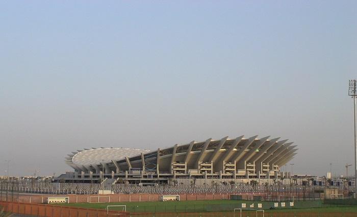 1 Jaber Stadium