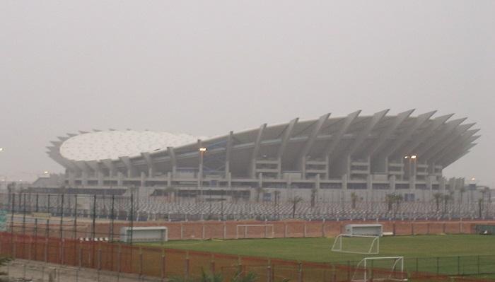 2 Jaber Stadium