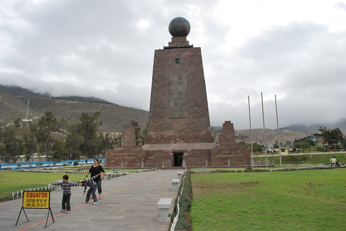 3 Equator Monument
