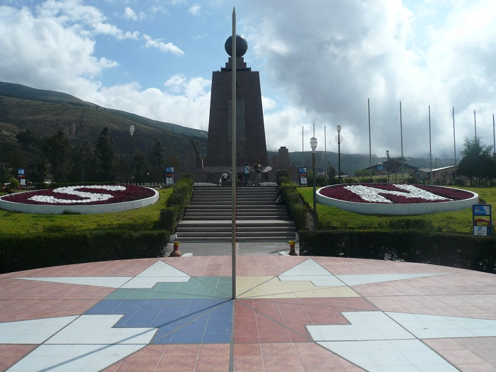 4 Equator Monument