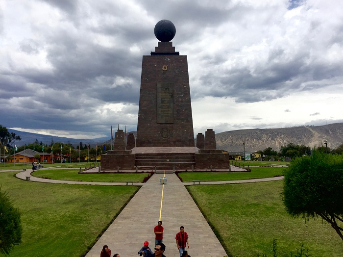 5 Equator Monument