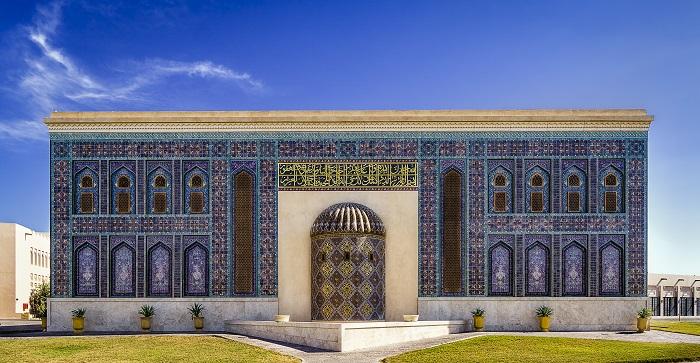 6 Katara Mosque