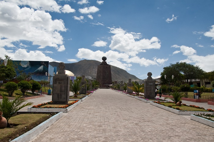7 Equator Monument
