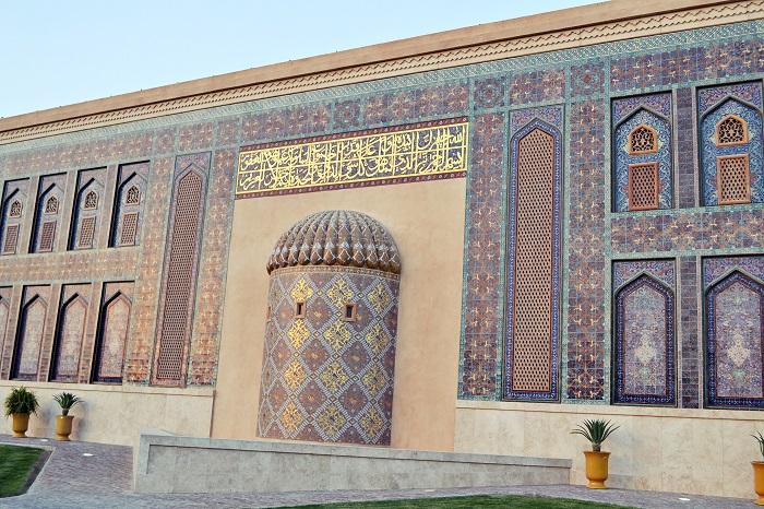 8 Katara Mosque
