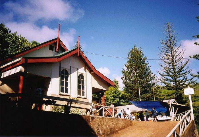 1 Adamstown Church