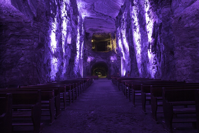 1 Salt Cathedral