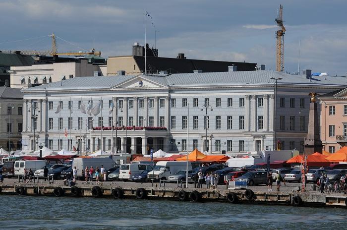 10 Helsinki Hall