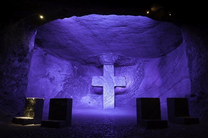 10 Salt Cathedral