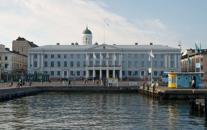 11 Helsinki Hall