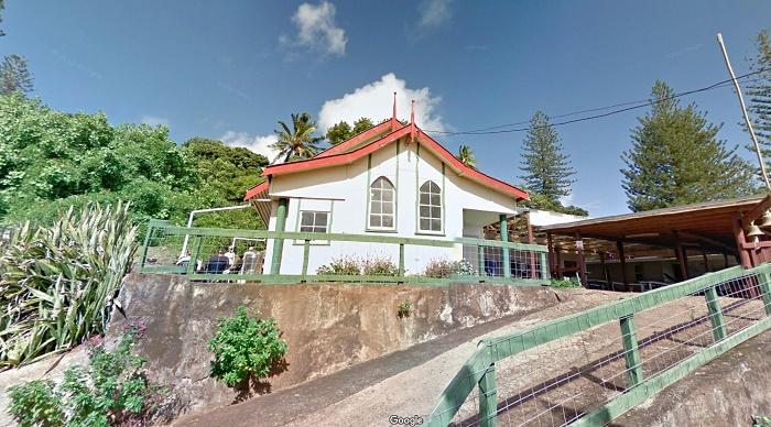 2 Adamstown Church