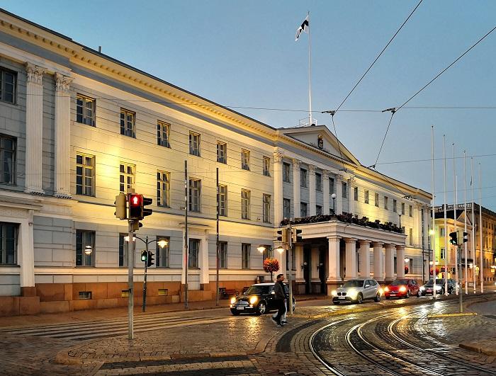 2 Helsinki Hall
