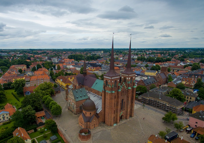 2 Roskilde Cathedral