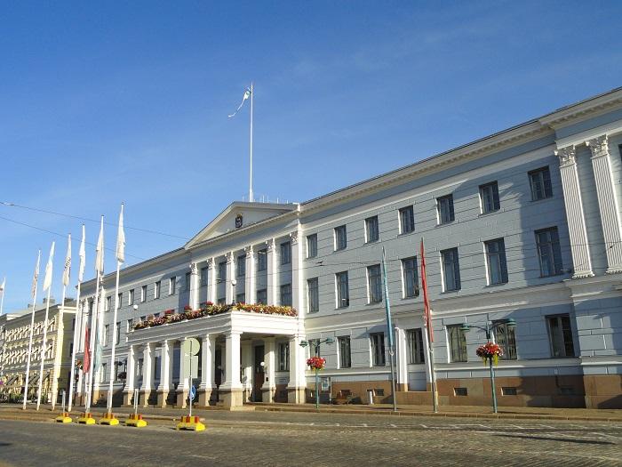 3 Helsinki Hall