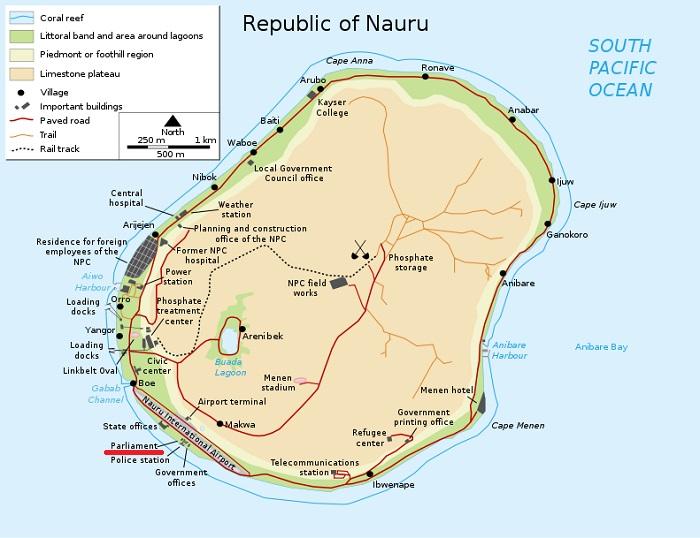 4 Nauru Parliament