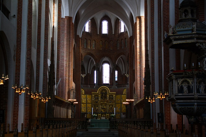 4 Roskilde Cathedral