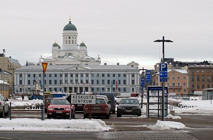 5 Helsinki Hall