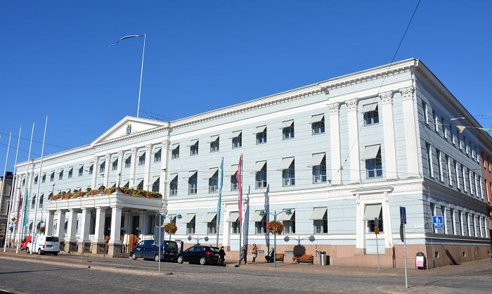 6 Helsinki Hall