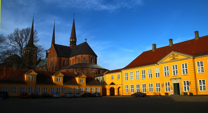 7 Roskilde Cathedral
