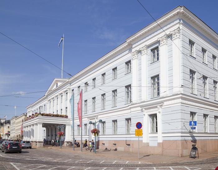 8 Helsinki Hall