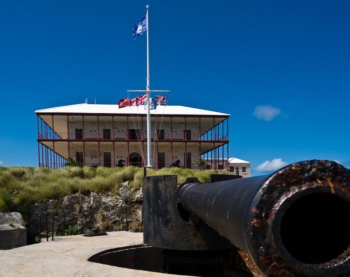 1 Museum Bermuda