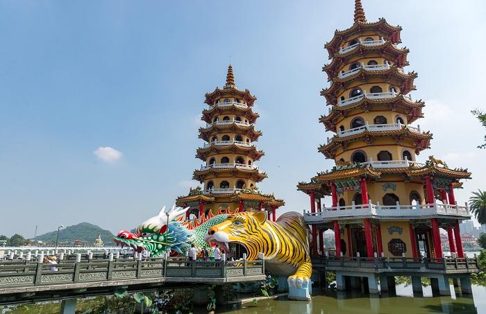 1 Taiwan Pagodas