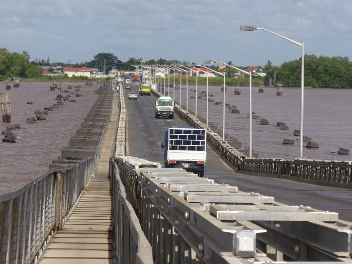 2 Demerara Bridge