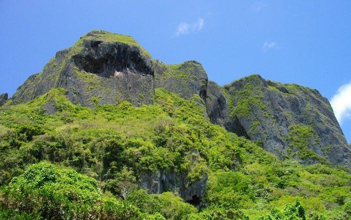 2 Saipan Cliff